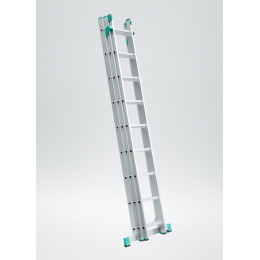 rebrík troj.univ.s úpravou na schody 3x7-2/2,84/3,99m Alve EUROSTYL 7807