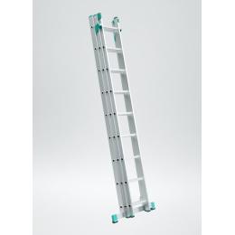rebrík troj.univ.s úpravou na schody 3x9-2,58/3,98/5,69m Alve EUROSTYL 7809