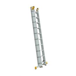 rebrík troj.univ.3x8-2,42/3,83/5,25m Alve FORTE 8608