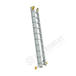 rebrík troj.univ.3x15-4,41/7,79/11,20m Alve FORTE 8615