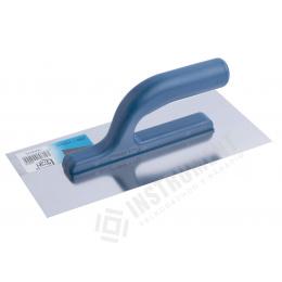 hladítko plastová rúčka 280x130 nerezové rovné FESTA