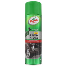 lesk TW Black In a Flash Aerosol 500ml