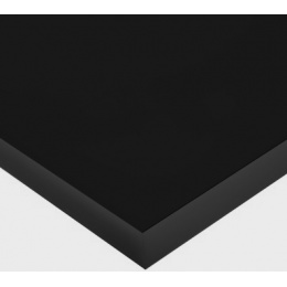 polyamid PA6 25mm doska čierna