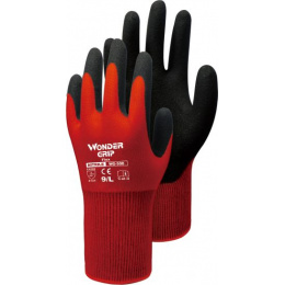 rukavice pracovné Nylon-Nitril veľ.10