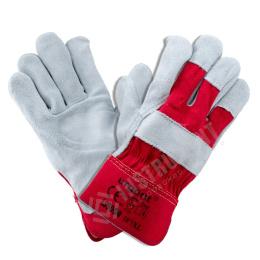 rukavice pracovné kožené zosilené OCHP