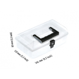 box Unibox NUN10 245x135x85mm na náradie