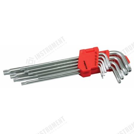kľúč imbusový TORX T10-T50 9ks sada predľžené CrV FESTA ae67237c3f