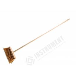 metla priemyselná s násadou 25cm, krátky vlas